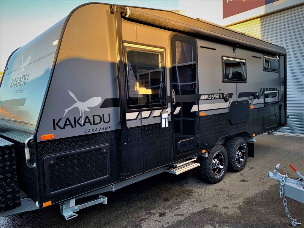 Semi Off Road Caravans In Adelaide