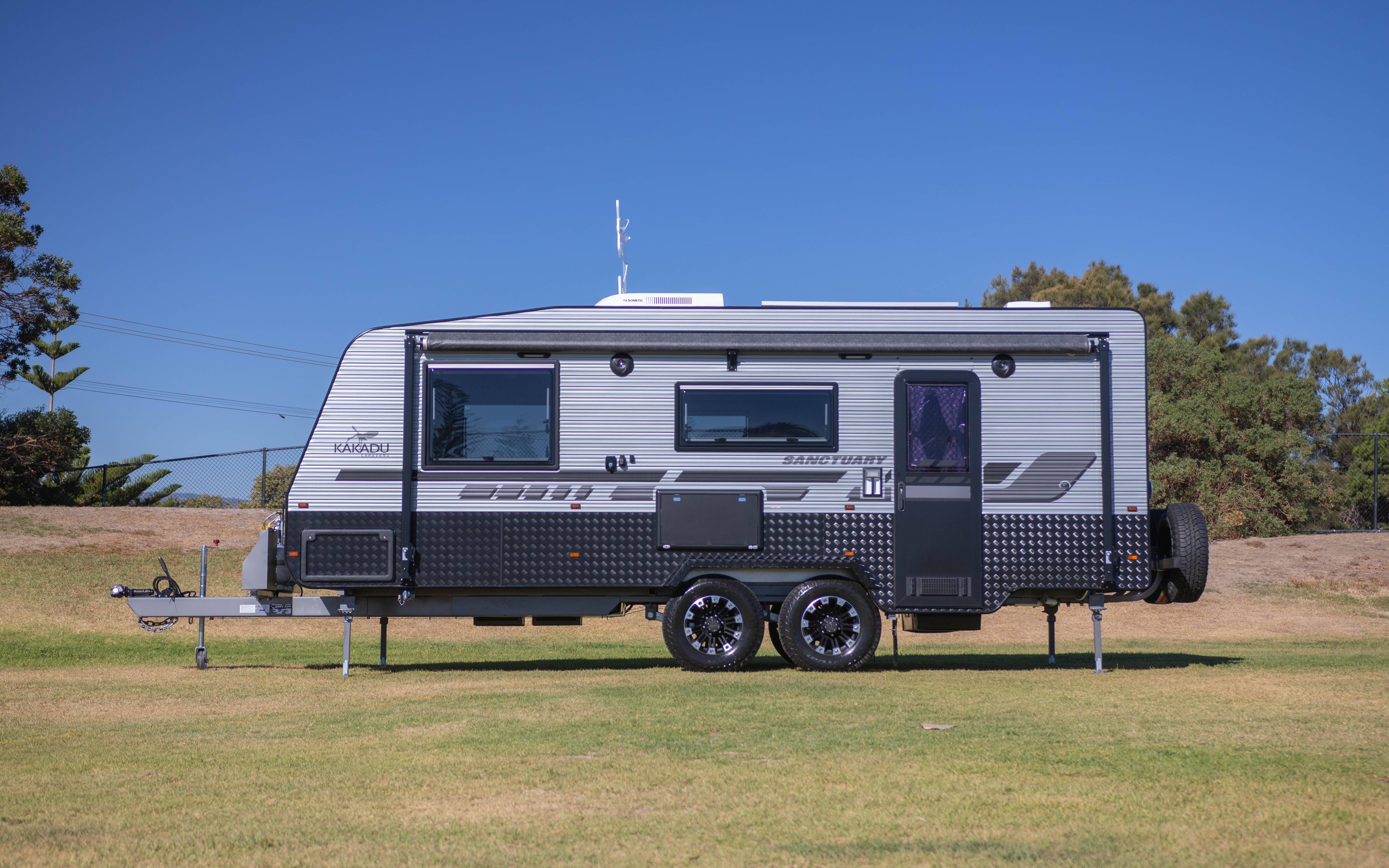 Kindred Spirit 3 | Family Caravans in Adelaide